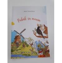 """Eilėraščių knygelė vaikams """"Pabūk su manim"""""""