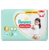 PAMPERS PREMIUM PROTECTION NAPPY PANTS 5 DYDIS ( 12 - 17 kg ) 80 vnt.