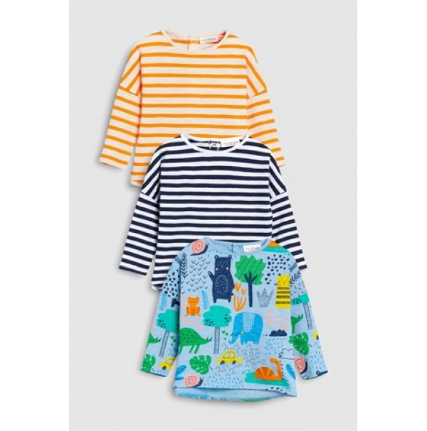 Next marškinėliai 3 vnt. ( kod. 01864 )