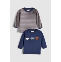 Next marškinėliai 2 vnt. ( kod. 01846 )