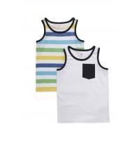 F&F marškinėliai 2 vnt. ( kod. 01387 )