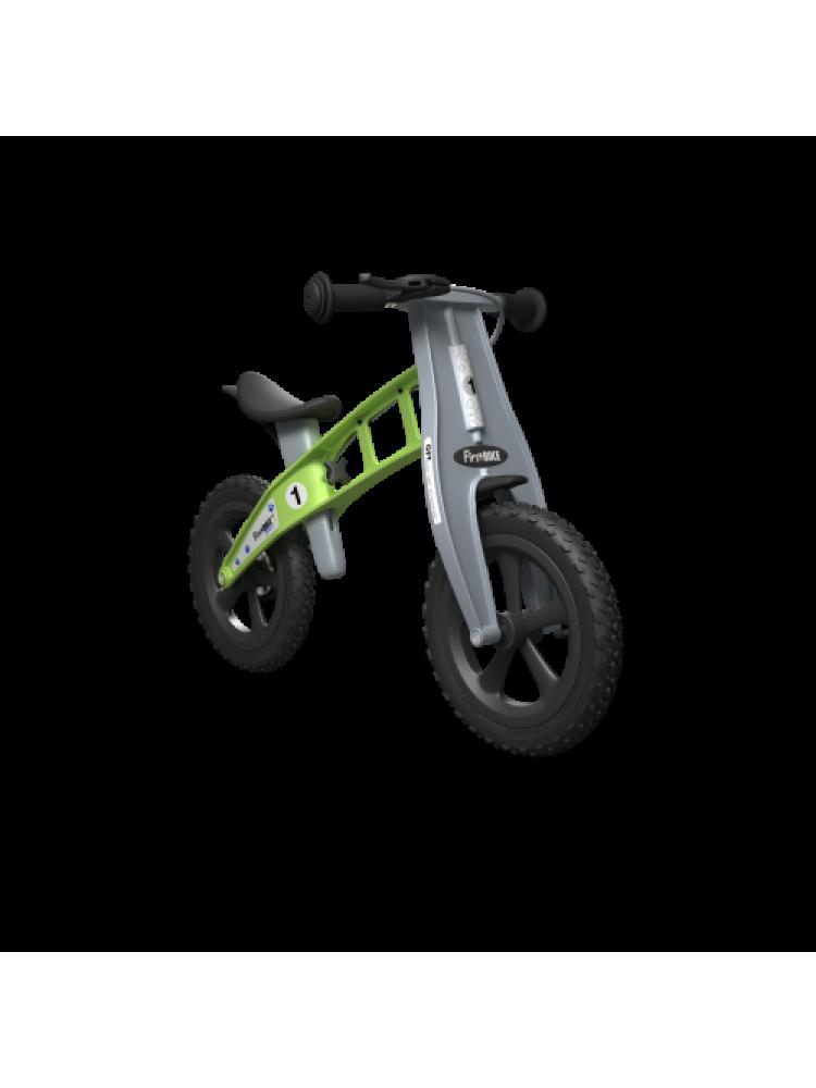 Balansinis dviratis FirstBike CROSS ŽALIAS