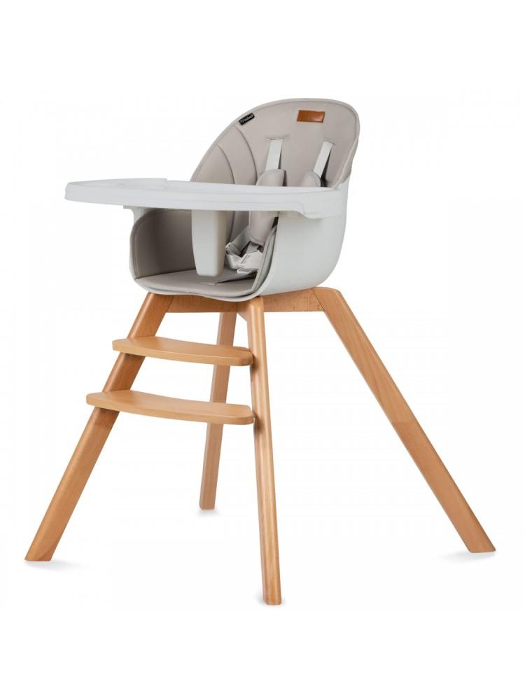 Maitinimo kėdė NOBIS Beige 2 in 1