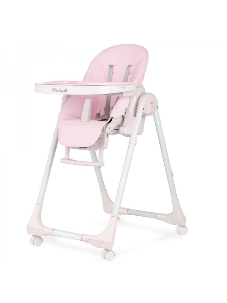Maitinimo kėdutė BENTO, švelniai rožinė