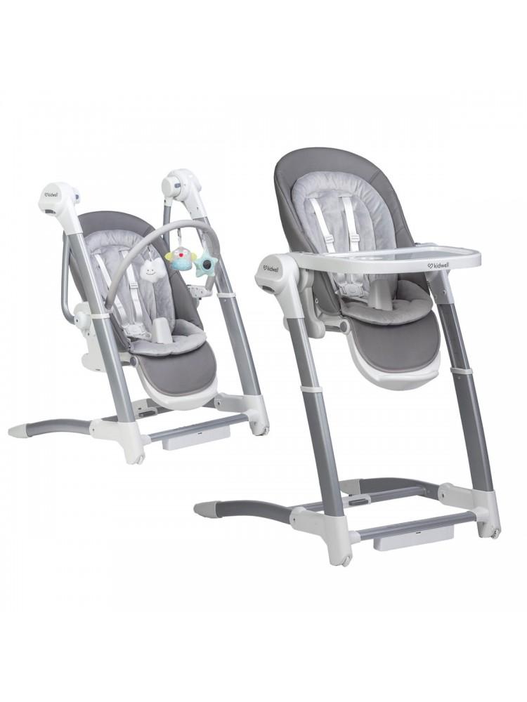 Maitinimo kėdutė - sūpuoklė MAVERICK 3 in 1