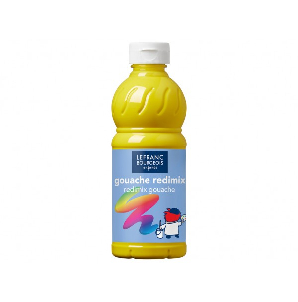 Guašas Redimix 500ml 153 primary yellow