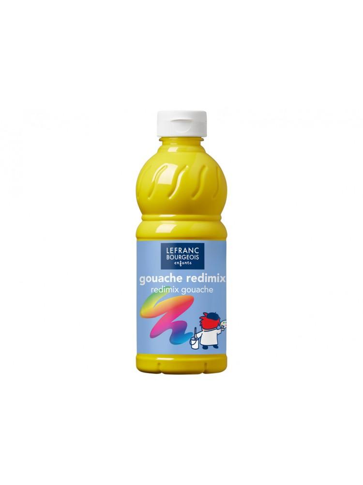 Guašas Redimix 500ml 153 primary yellow