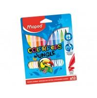 Flomasteris Maped Color'Peps Jungle