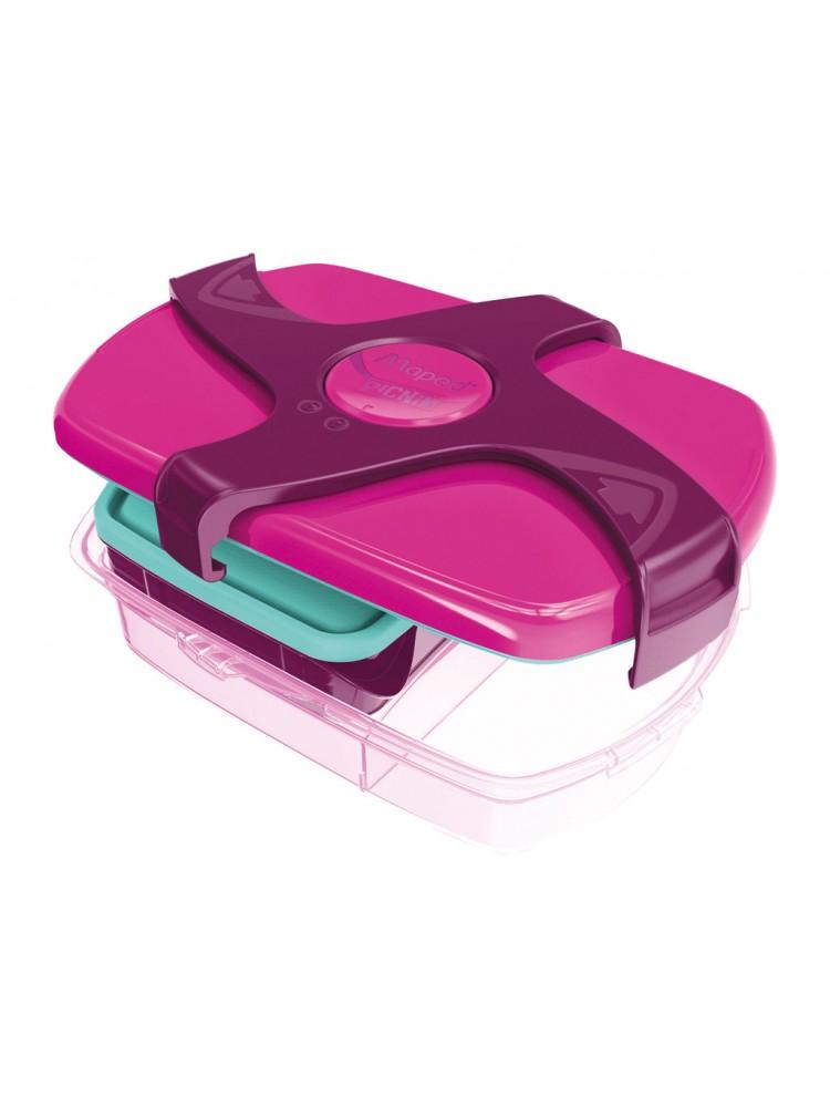 Priešpiečių dėžutė Maped Picnik Concept pink