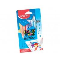 Flomasteris Maped Color'Peps Glitter