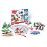 Meistravimo komplektas Maped Creativ Color&Play Memory
