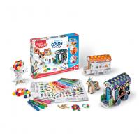Kurk ir žaisk savo pasaulį su multifunkcinėm priekabom Maped creativ colour play