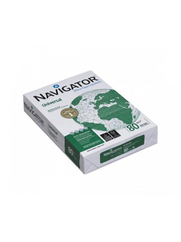Popierius NAVIGATOR A4 80 g. 500 l.