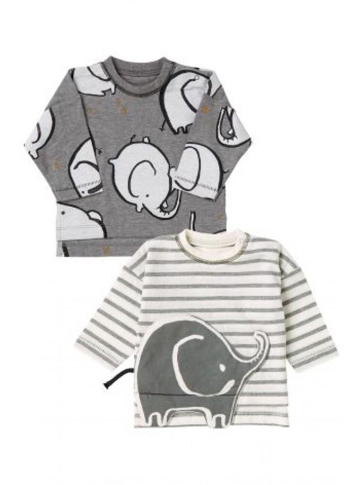 Next marškinėliai 2 vnt. ( kod. 01688 )