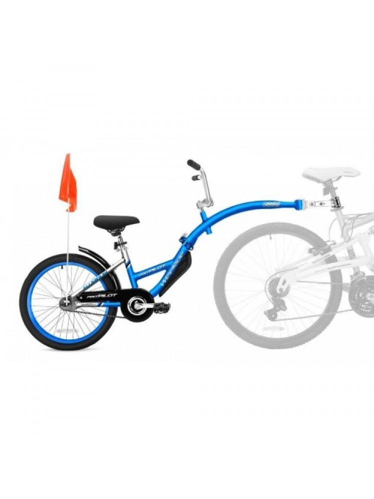 Tandeminis dviratis PRO-PILOT Mėlynas