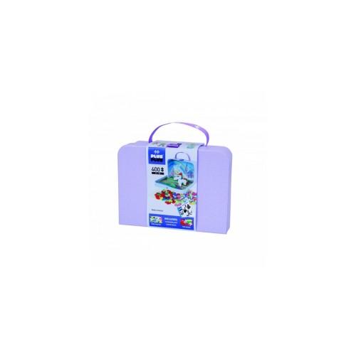 Plus Plus konstruktoriaus LAGAMINAS, pastelinių spalvų ( kartoninis )