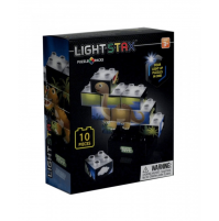 LIGHT STAX PUZZLE DINOSAUR EDITION