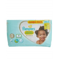 PAMPERS PREMIUM PROTECTION 5 DYDIS ( 11 – 16 KG ) (2x47) 94 VNT.