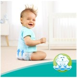 Pampers Baby – Dry sauskelnės 4+ dydis ( 9 – 20 kg ) 82 vnt.