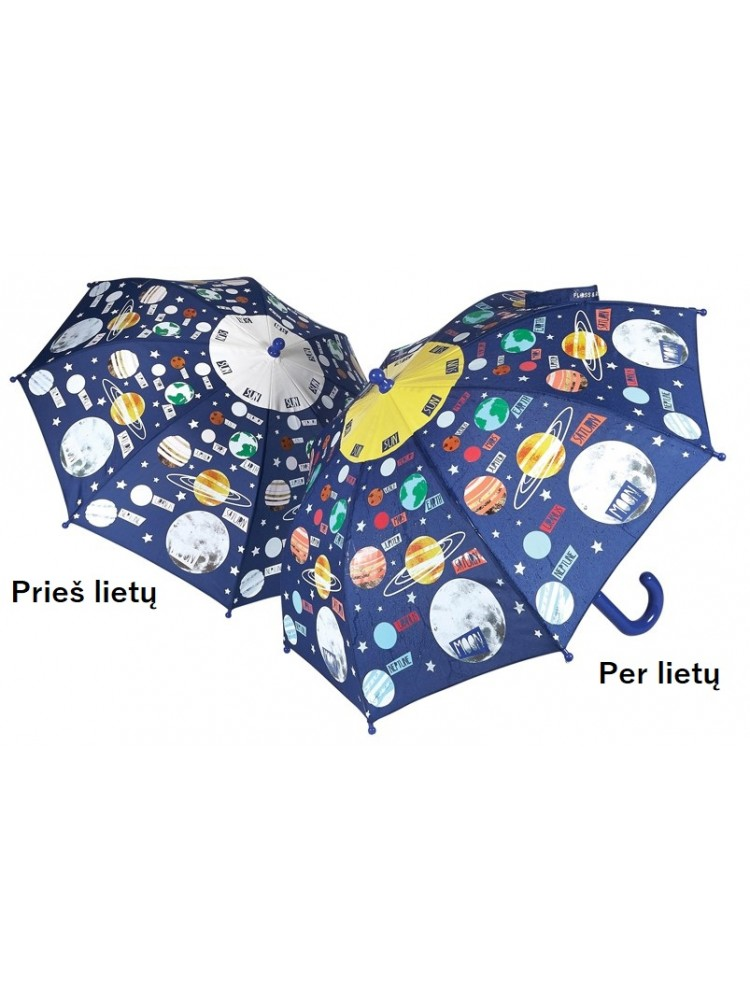 """Magiškas skėtis  """"Visata"""""""