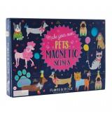 """Magnetinis žaidimas """"Gyvūnėlių pasaulyje"""""""