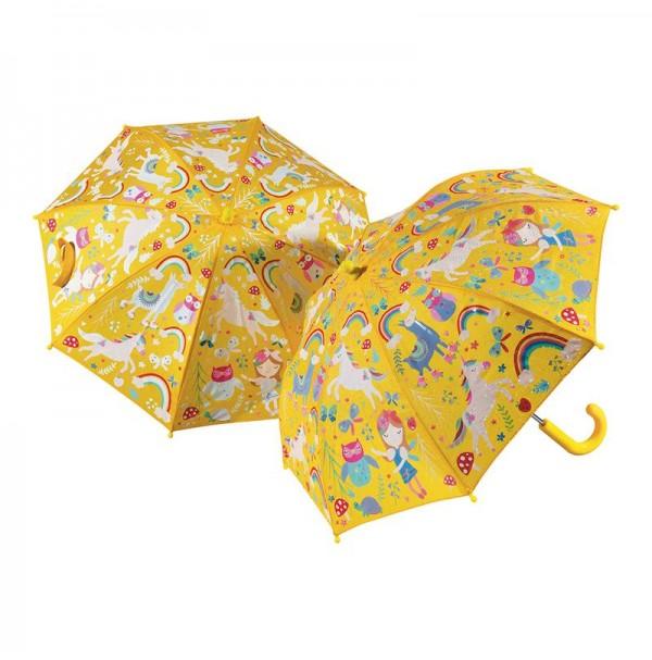 """Magiškas skėtis """"Vaivorykštės fėja"""""""