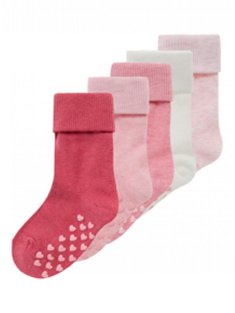 Tu kojinytės neslystančiu paduku 5 poros. ( kod. 01558 )
