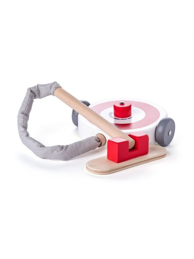 Vaikiškas medinis valymo priemonių rinkinys 3+