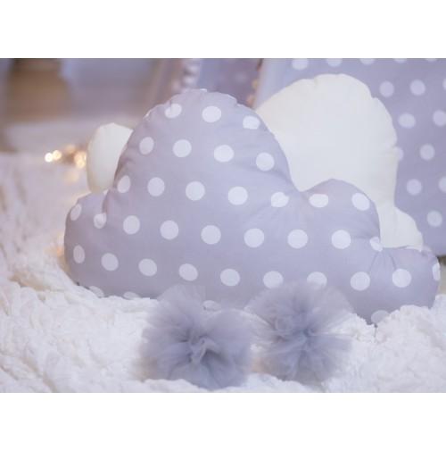Dekoratyvinė pagalvėlė debesėlis - Debesyse
