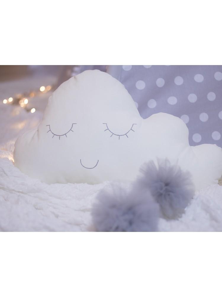 Dekoratyvinė pagalvėlė debesėlis - Laimingas svajoklis