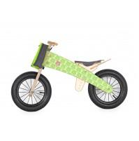 "DIP DAP balansinis dviratis nuo 3m. "" GREEN BEAR"""