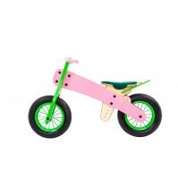 """DIP DAP balansinis dviratis nuo 2m. """"Rožinis pavasaris"""""""