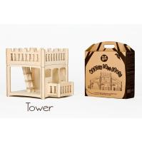 Dip Dap modulinis namas bokštas