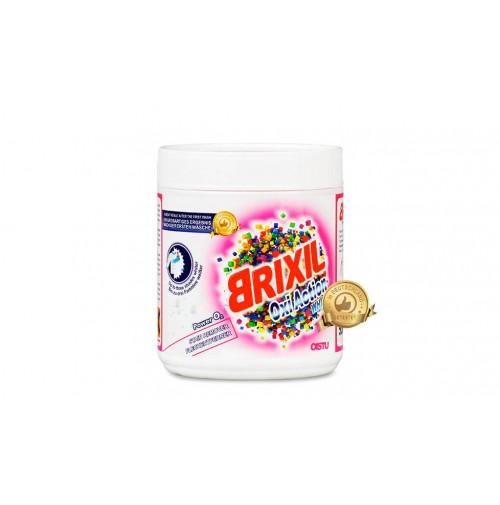 """Skalbinių dėmių valiklis """"Brixil Oxi Action White"""" ( 500g )"""