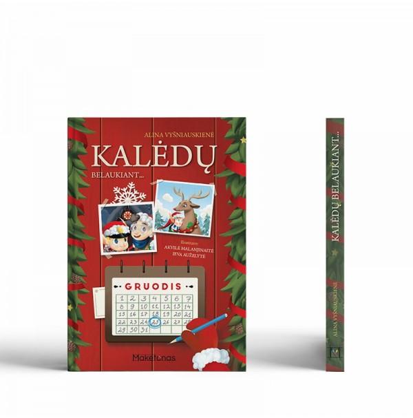 """Knyga """"Kalėdų belaukiant"""""""
