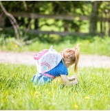 LittleLife didelė vaikiška kuprinė Vienaragis (3+ metų vaikams)