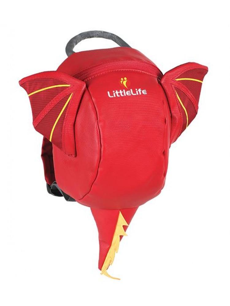 LittleLife Vaikiška kuprinė Slibinas (1-3 metų vaikams)
