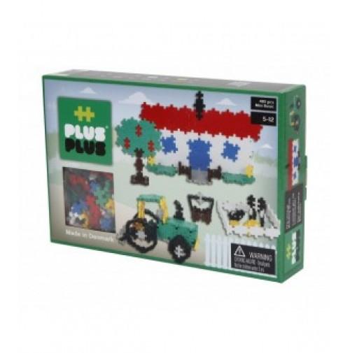 Plus Plus konstruktorius, Ūkis, Mini bazinės 480