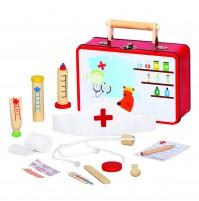 Vaikiškas gydytojo rinkinys, 3+
