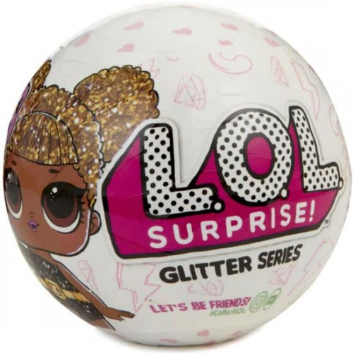 L.O.L. SURPRISE GLITTER SERIES